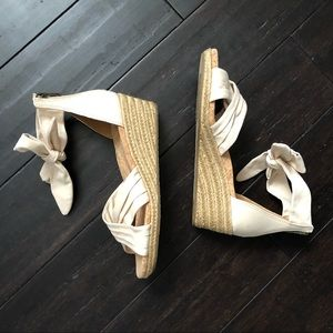 UGG Traci Ankle Strap Espadrille Wedge